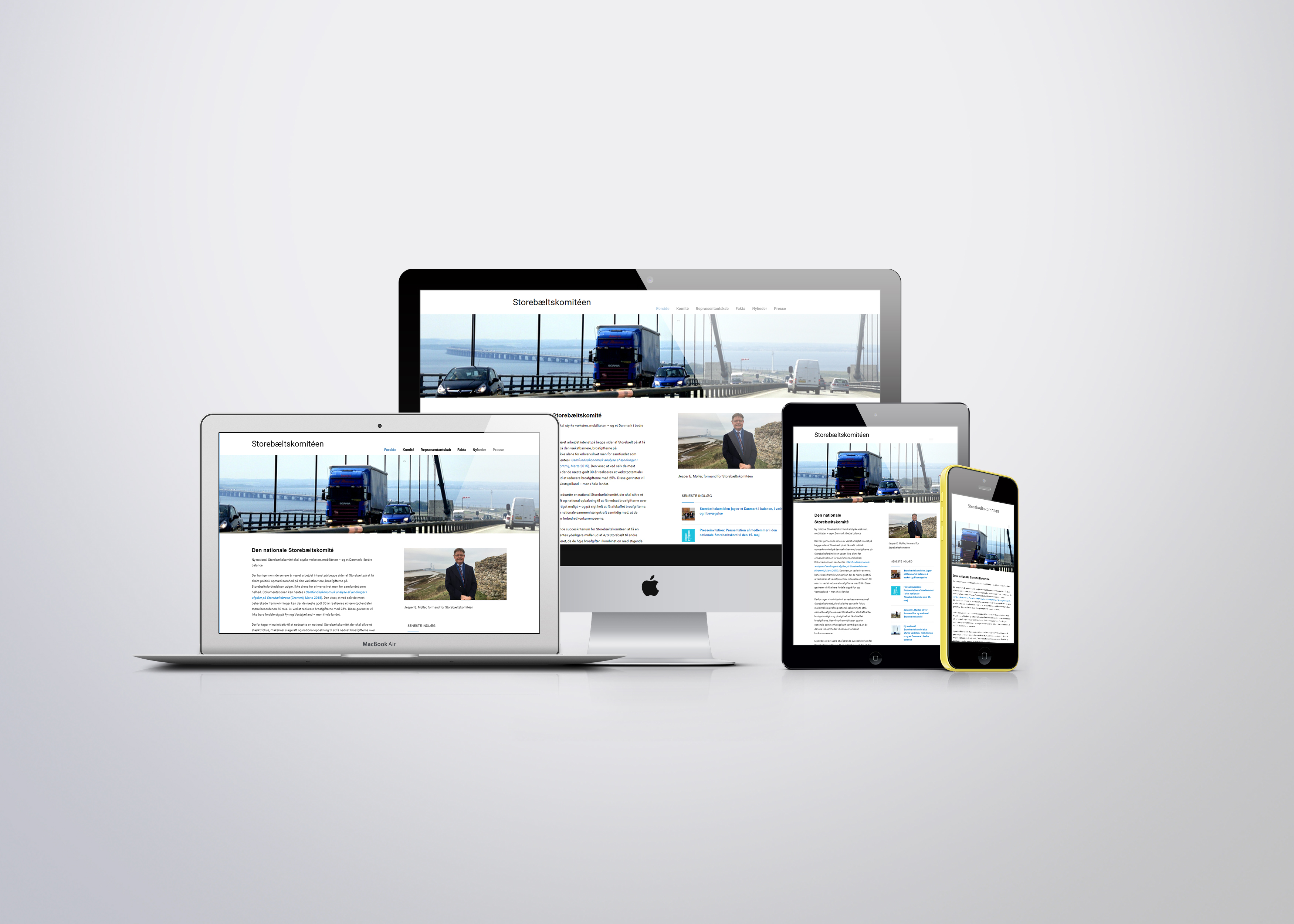 Freelance webdesigner